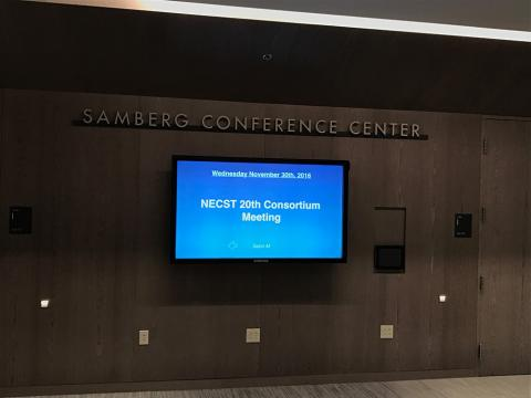 NECST at the Samberg